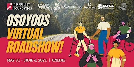 ConnecTra Society Presents: Osoyoos Virtual Roadshow biglietti