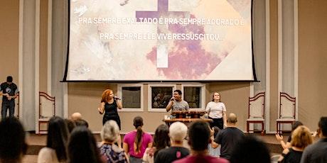 CULTOS DE DOMINGO  (noite) | 09 de Maio ingressos