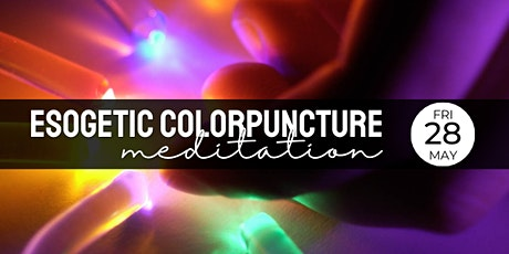 Esogetic Colourpuncture Meditation tickets