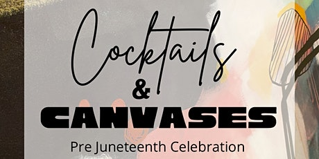 Cocktails & Canvases tickets