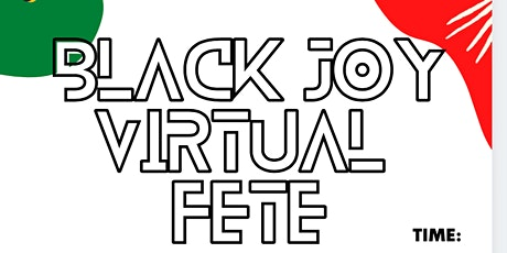 The Global Black Collective Institute's Inaugural Black Joy Fete tickets
