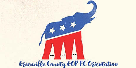 Greenville GOP EC Orientation tickets