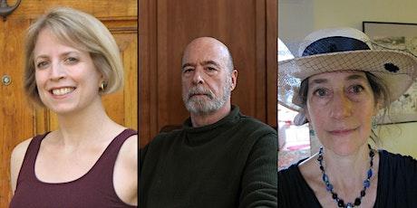 Three Acclaimed Able Muse Authors Read: Balmain, Kaufman, Wright tickets