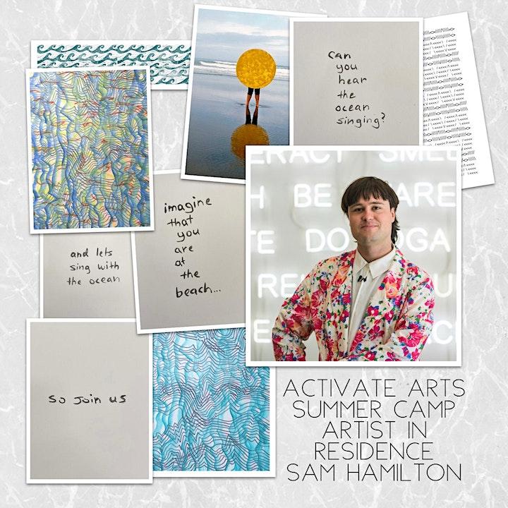 Activate Arts Youth Activism Summer Camp (GeoPolitical Arts Activism) image