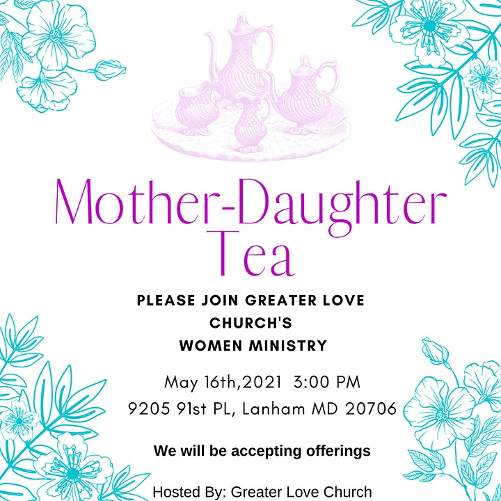 Mother-Daughter Tea image