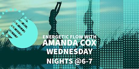 Energetic Flow Yoga tickets
