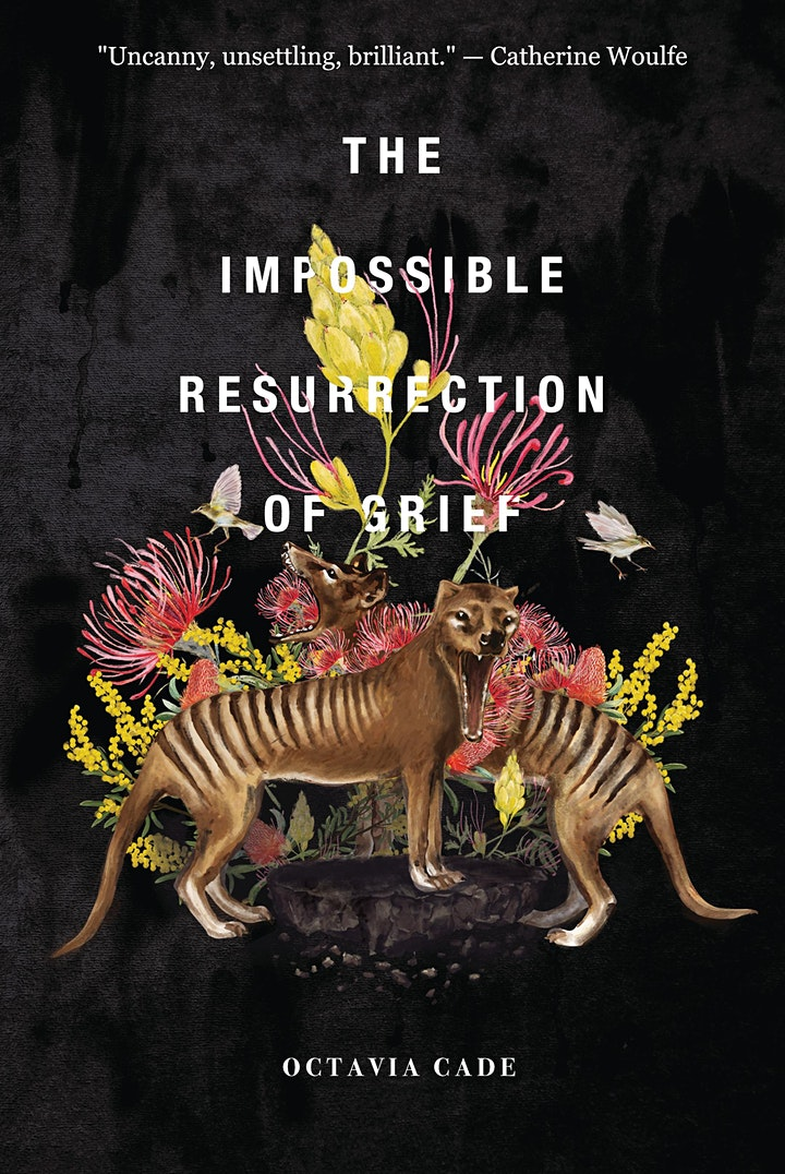 Book Launch: The Impossible Resurrection of Grief by Octavia Cade image