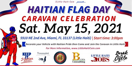 Haitian Flag Day Celebration in Little Haiti tickets