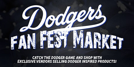 Angel City Market: Dodgers Fan Fest Market tickets