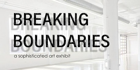 Breaking Boundaries tickets