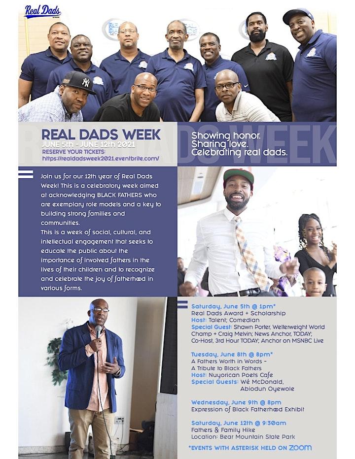 Real Dads Week 2021 image