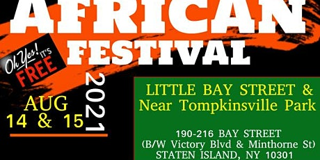 AFRICANFEST-NYC 2021 tickets