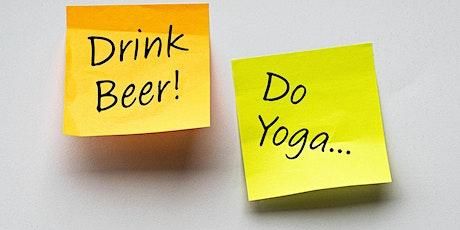 Drink Beer. Do Yoga. @ Voodoo Brewery tickets