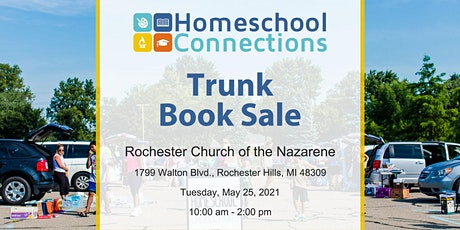 Homeschool Connections Annual Used Book Sale tickets
