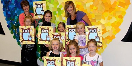 Free Painting Experience 4 Kids (Ages 6-10) tickets