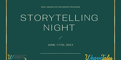 Storytelling Night tickets