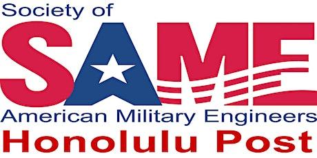 SAME Honolulu Post May 12, 2021 Webinar tickets