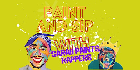 Rappers Paint and Sip @Big Sky Buckhead with Cazadores Tequila tickets