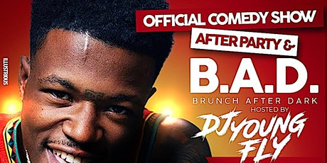 Dc Young Fly Brunch After Dark at The Marquee tickets