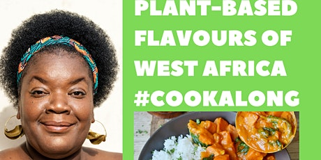 Bettylicious Cooks - Plant Based flavours of Africa tickets