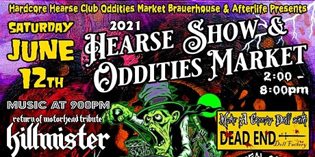 Hearse Show and Oddities Market tickets