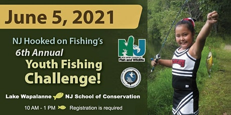 Hooked on Fishing, Not on Drugs Youth Fishing Challenge tickets