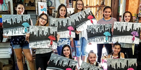 Free Painting Experience 4 Kids (Ages 11-15) tickets