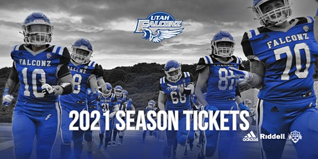 Utah Falconz 2021 Season Tickets tickets