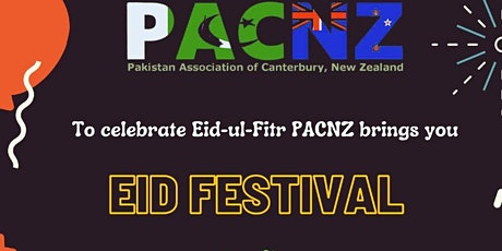 PACNZ EID FESTIVAL tickets