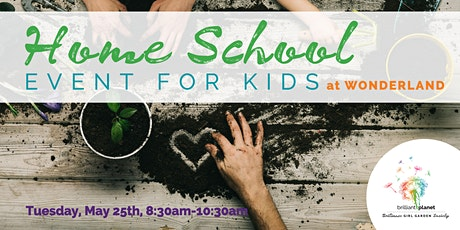 Gardening, Art & Play for Homeschoolers & Unschoolers tickets