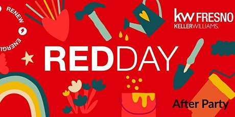 RED Day Lunch/Fun/Awards/Anniversary tickets