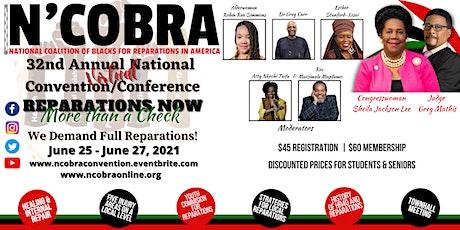 N'COBRA  32nd Annual National Convention biglietti