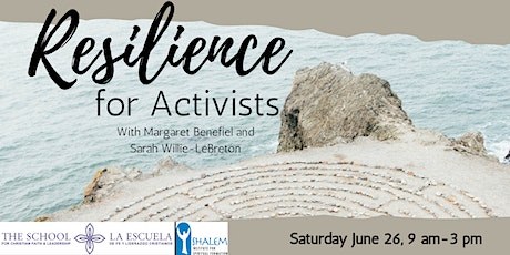 Resilience for Activists tickets