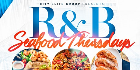 R & B Seafood Thursdays At Katra Nyc tickets