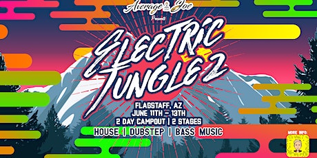 Electric Jungle tickets