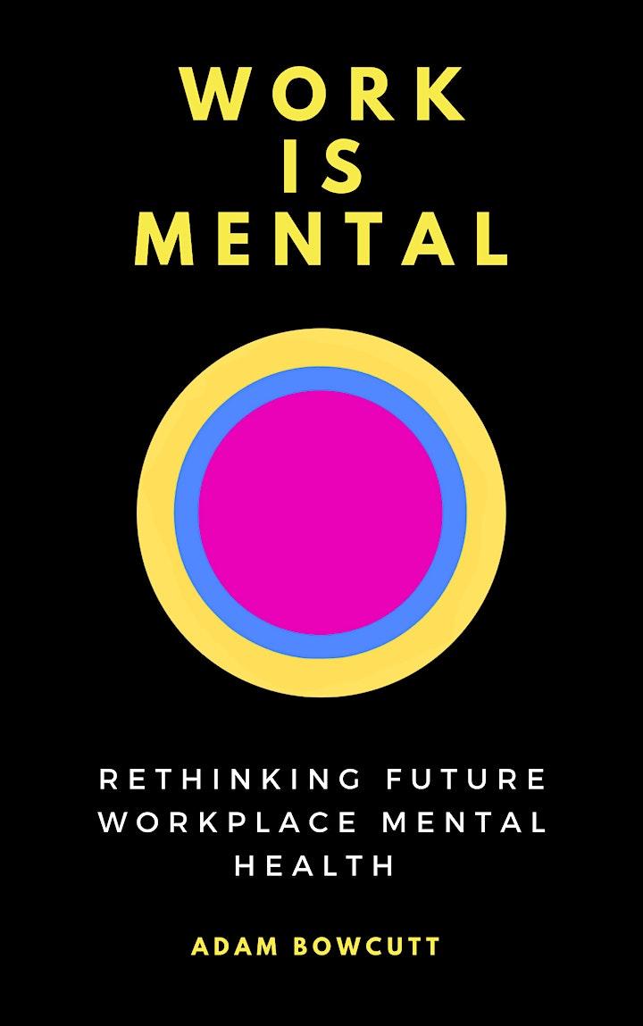 #ISEEYOU Rethinking Future Workplace Mental Health image