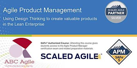 SAFe Agile Product Management 5.0 Online ingressos