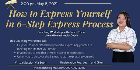 How to Express Yourself in 6-Step Express Process billets