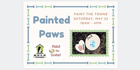 Painted Paws Fundraiser tickets