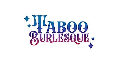 Taboo Burlesque Revue tickets