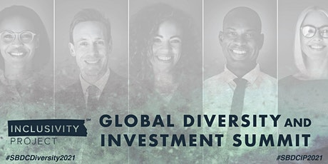 GLOBAL DIVERSITY AND INVESTMENT SUMMIT tickets