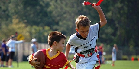Free 3-Day Flag Football Skills Camp - Ages 4-17 tickets