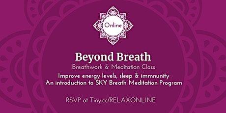 BEYOND BREATH tickets