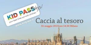 Kid Pass Days - caccia al tesoro a Milano