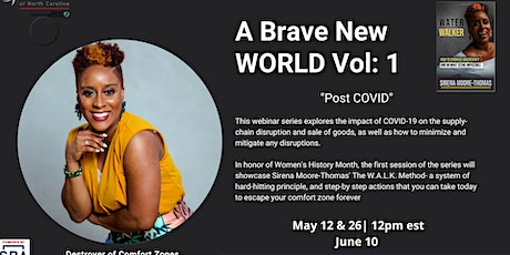 Navigating a New Way of Doing Business - Pivot Post COVID Vol. 1 tickets
