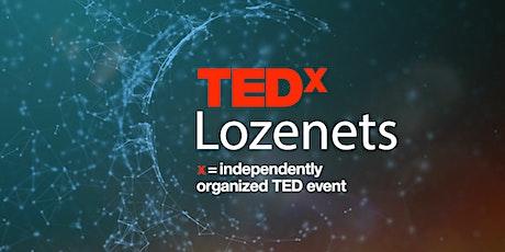 TEDxLozenets: New Wave tickets