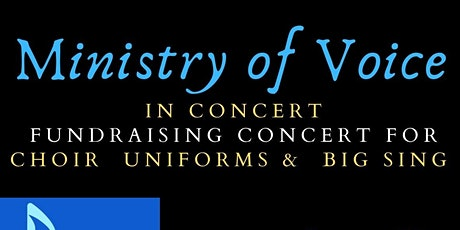 Ministry of Voice in Concert tickets