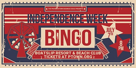 Independence Week Drag Bingo tickets