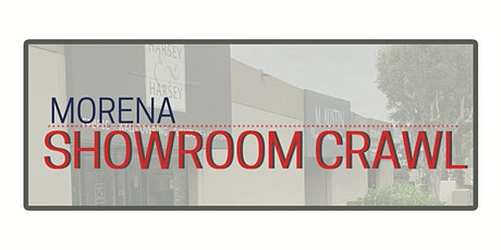 Morena Showroom Crawl tickets