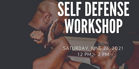 Colege Prep Self- Defense Workshop tickets